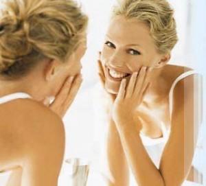 очищение проблемной кожи лица