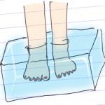 <b>Как правильно парить ноги</b>