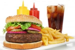 Чем вреден гамбургер