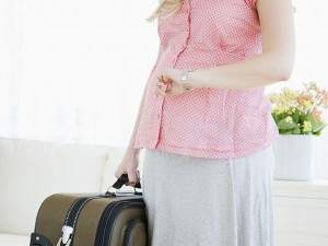 беременность во время путешествия