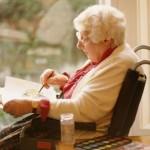 патронаж за престарелыми людьми