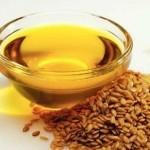 льняное масло для волос и лица