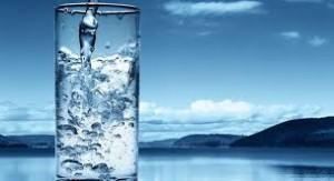 Пьем много воды