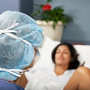 Яичники при беременности