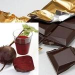 <b>Эксперты сравнили шоколад со свекольным соком</b>