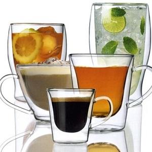 Кофе, чай и вино полезнее молока