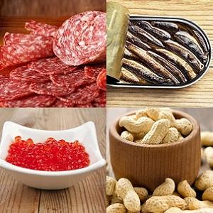 Определен список продуктов, от которых нужно немедленно отказаться