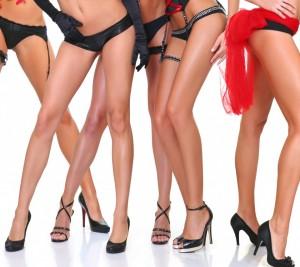 Как сделать ваши ножки длинными и стройными
