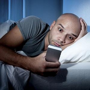 Дневной свет снижает вред излучения смартфона