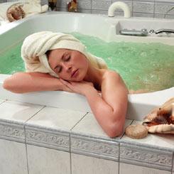 Что такое хвойно-жемчужные ванны?