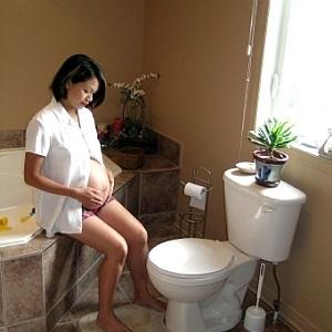 Развитие проблемы у беременных женщин