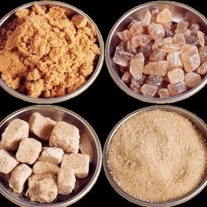 Минусы коричневого сахара