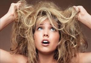Чрезмерно выпадают волосы