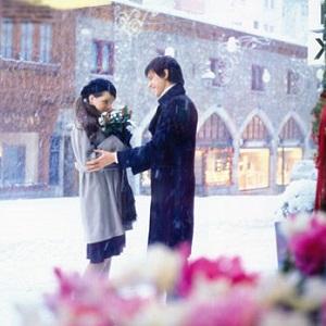 Молодые люди больше ценят романтику в отношениях, чем старшее поколение