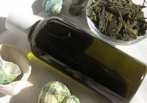 Масло листьев зеленого чая