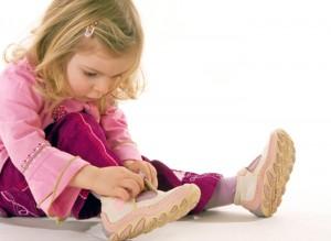 Основные преимущества ортопедической обуви для дошкольников