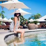 <b>Солнцезащитный крем не защитит на отдыхе у отрытого бассейна</b>