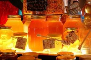 Мёд – самый аллергический продукт