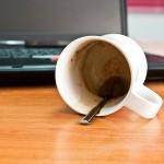Пить кофе в офисе не всегда безопасно