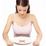 Голодание предотвращает появление морщин на лице