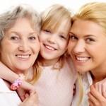 От матери зависит продолжительность жизни дочери